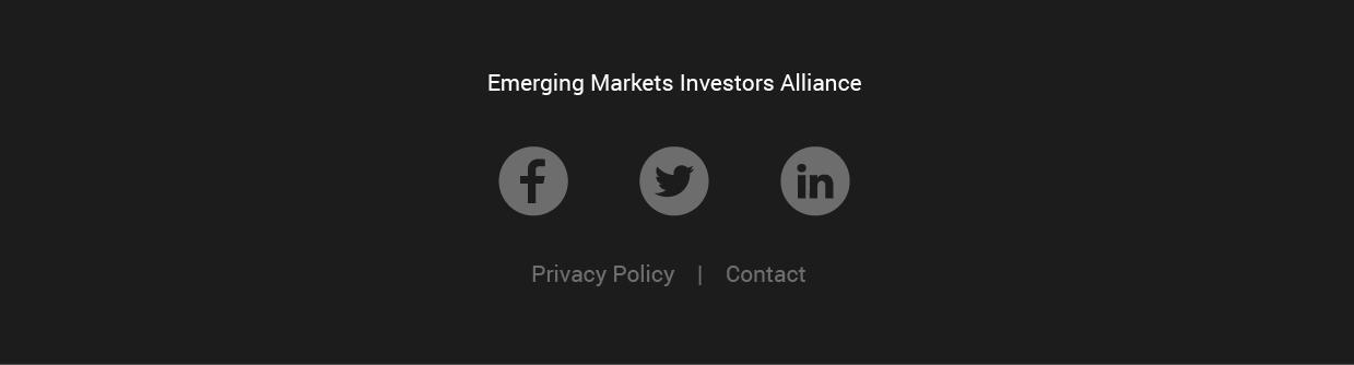 Emerging Markets Alliance Gala