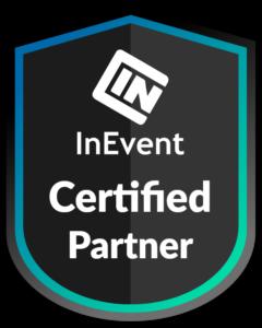 InEvent Certified Partner